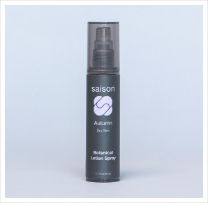 Saison Autumn Botanical Lotion Spray