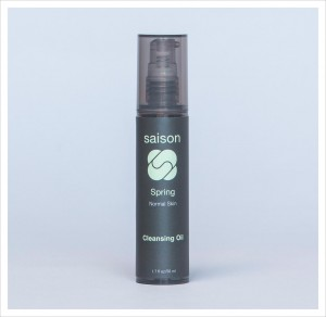 Saison Spring Cleansing Oil