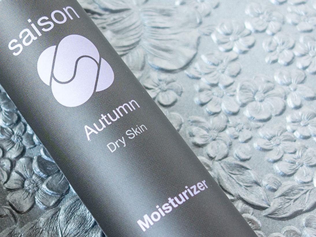 Saison Autumn Skincare Tip - Organic Skincare