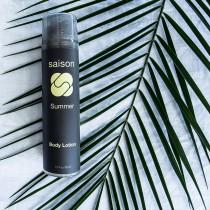 Organic Coconut Oil Body Lotion - Saison Summer Body Lotion