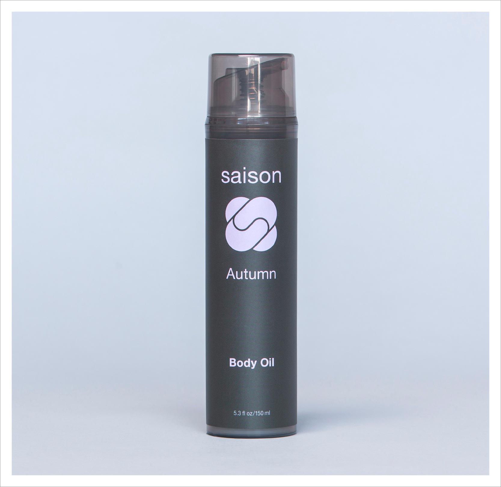 Saison Autumn Body Oil