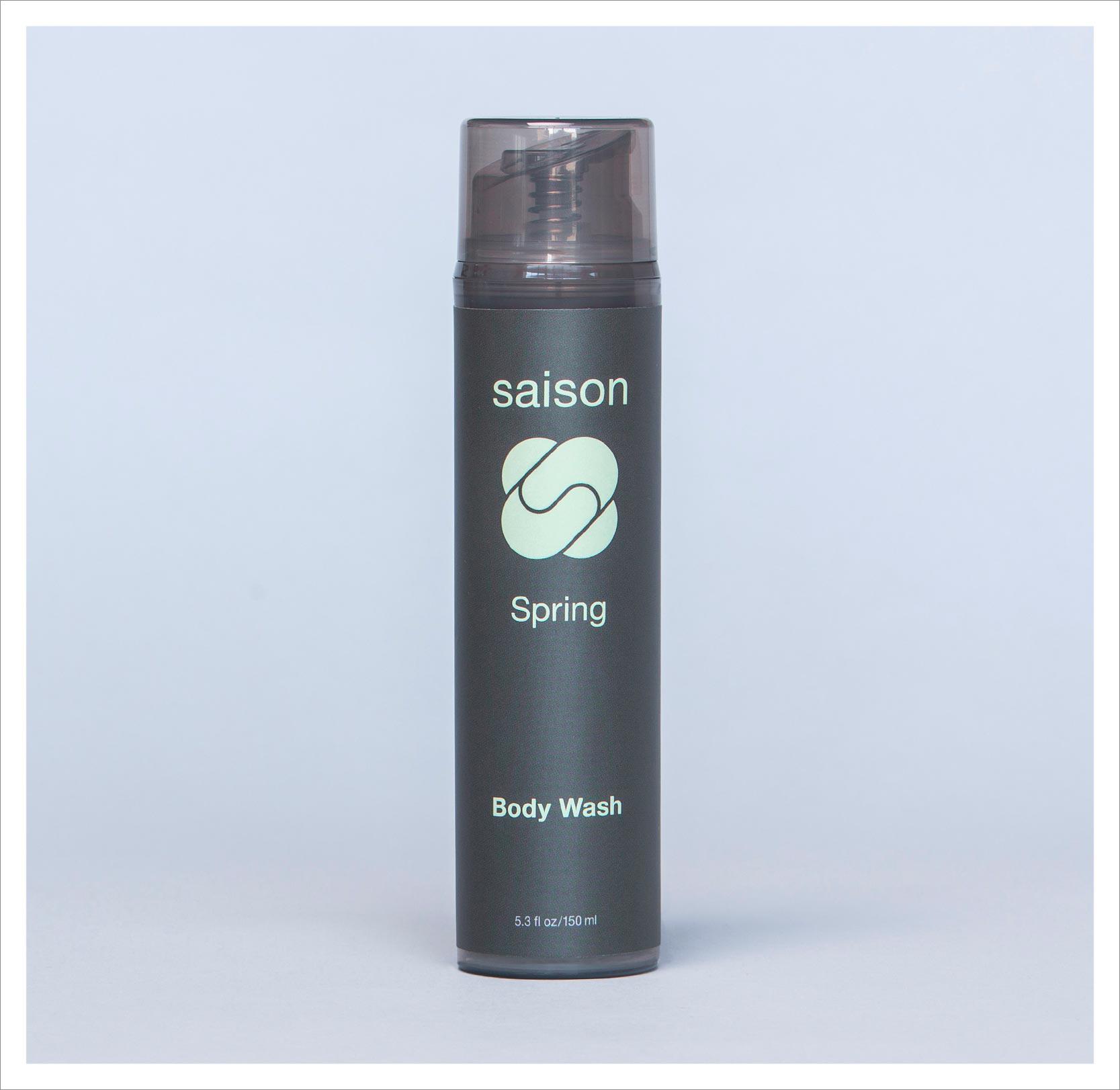 Saison Spring Body Wash
