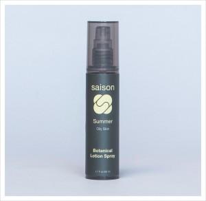 Saison Summer Botanical Lotion Spray