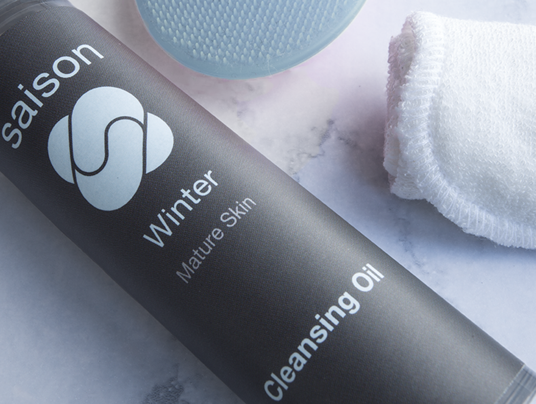 Saison Winter Tip - Time To Update Your Cleanser