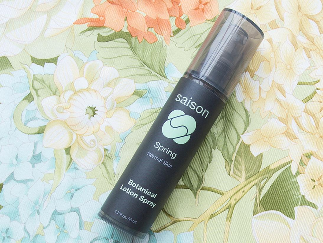 Skincare Detox With Saison Organic Skincare Products