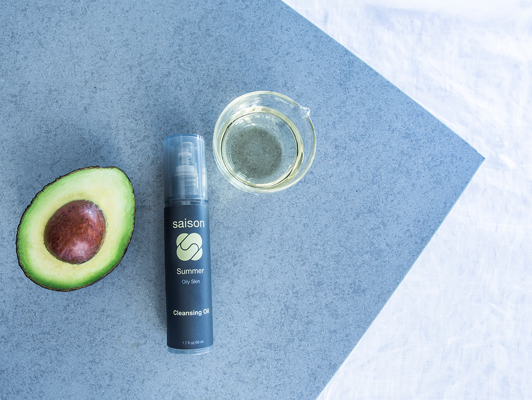 Avocado Oil Featured in Saison  Summer Cleansing Oil
