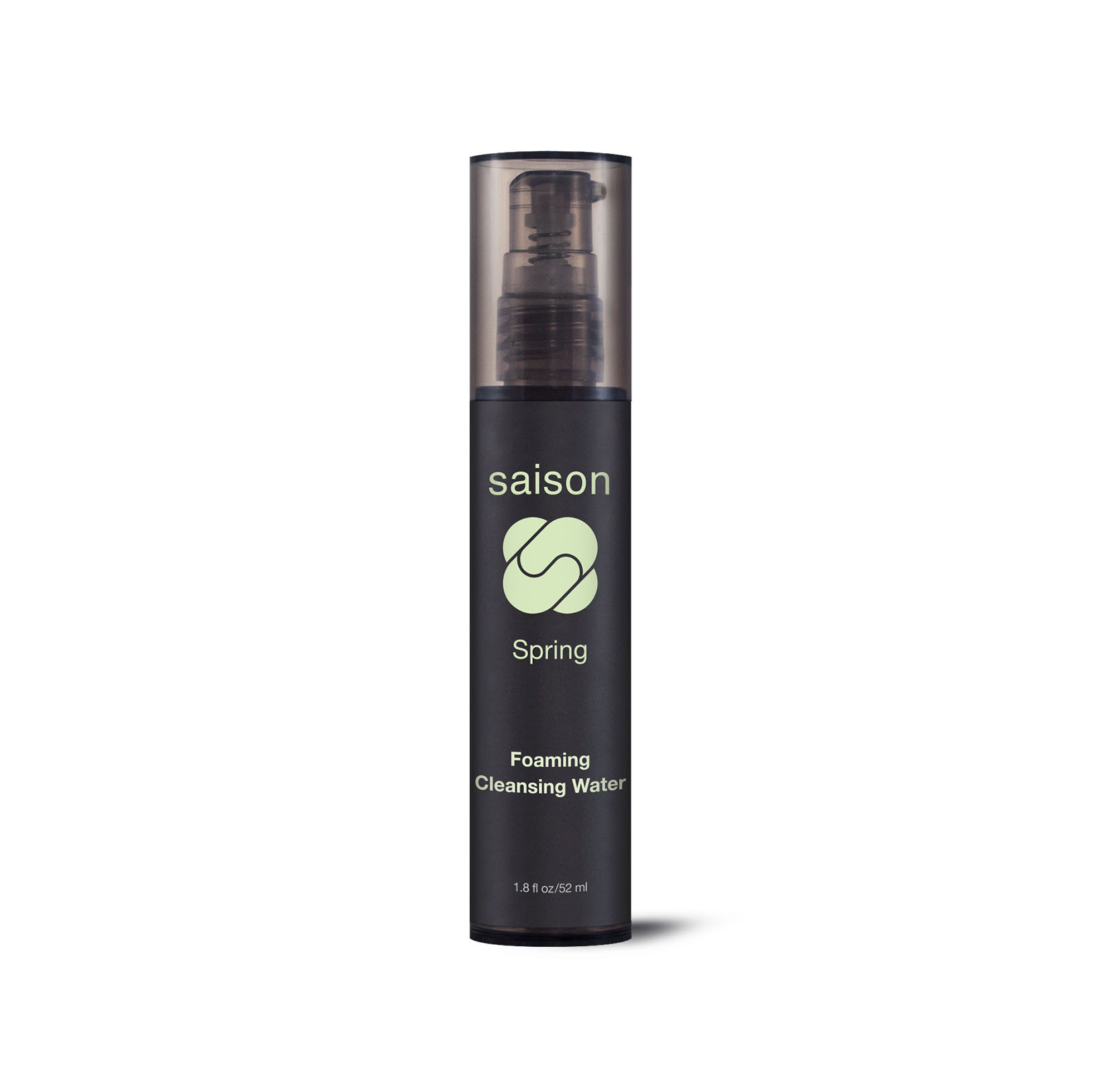 Saison Organic Spring Foaming Cleansing Water