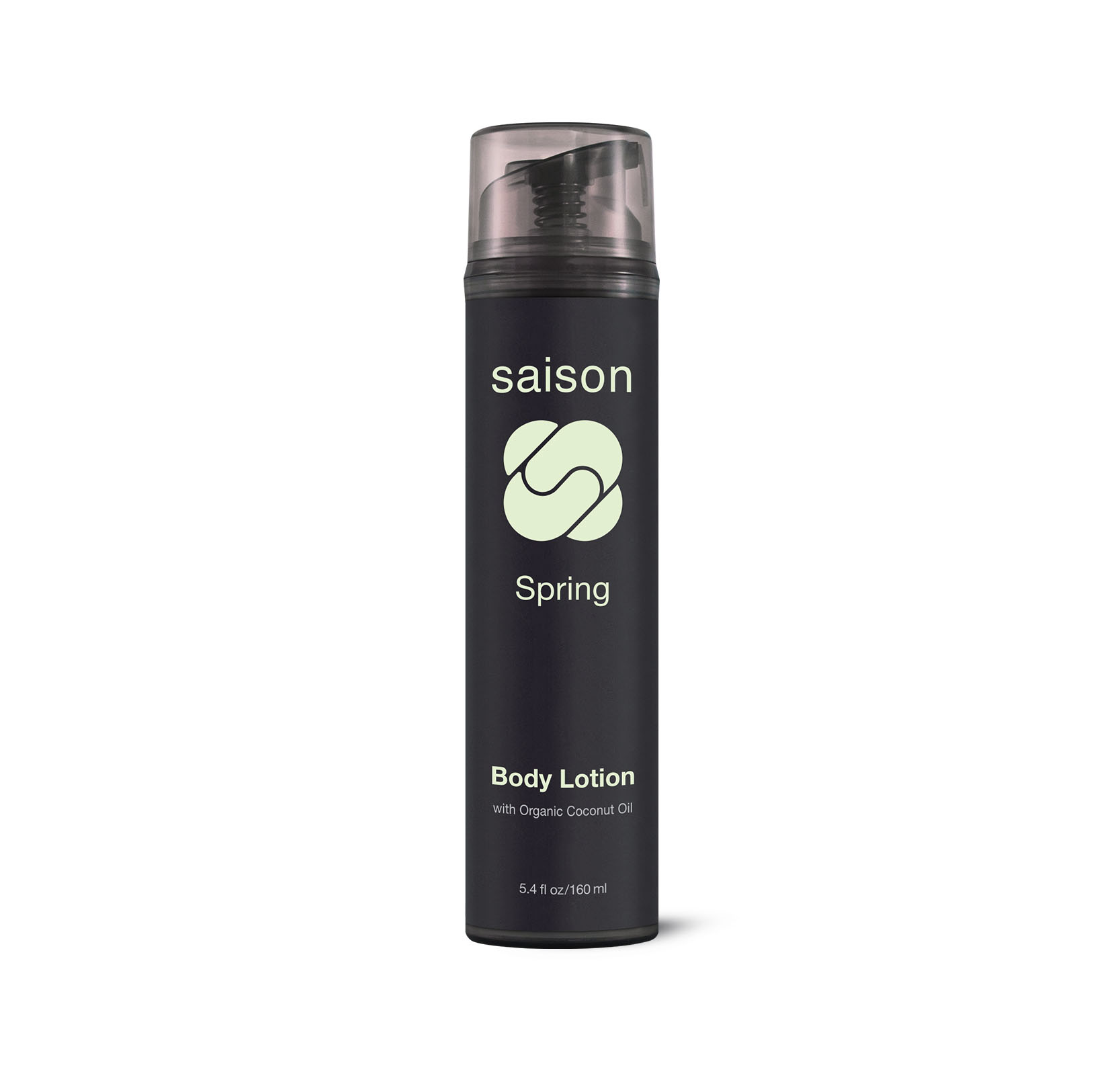 Saison Organic Spring Body Lotion