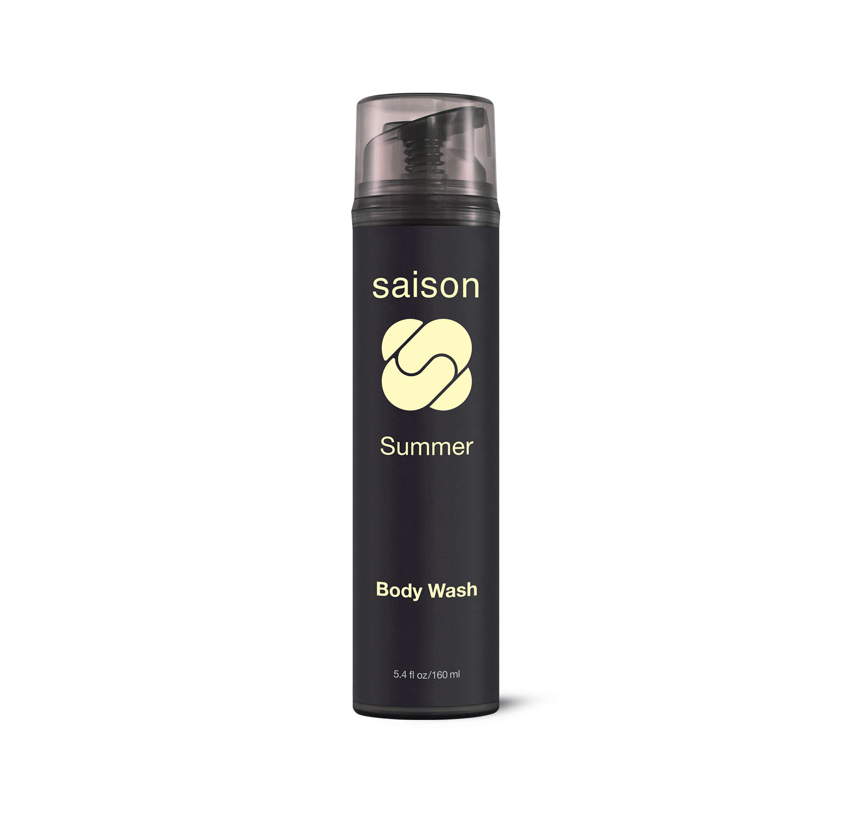 Saison Organic Summer Body Wash