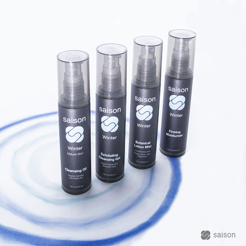 Layering Skincare | Saison Organic Skincare