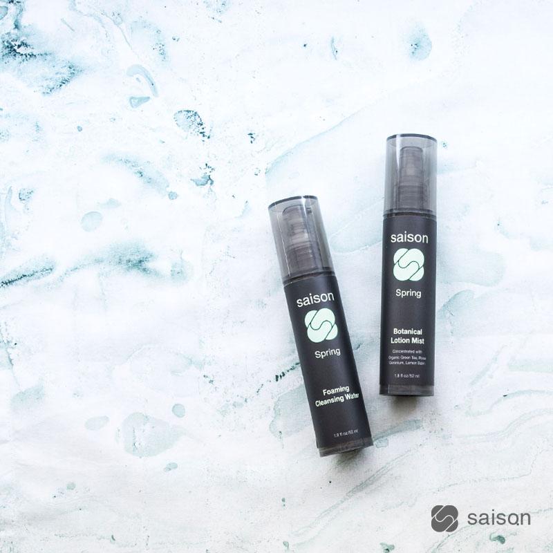 Water 2 Ways | Saison Organic Skincare