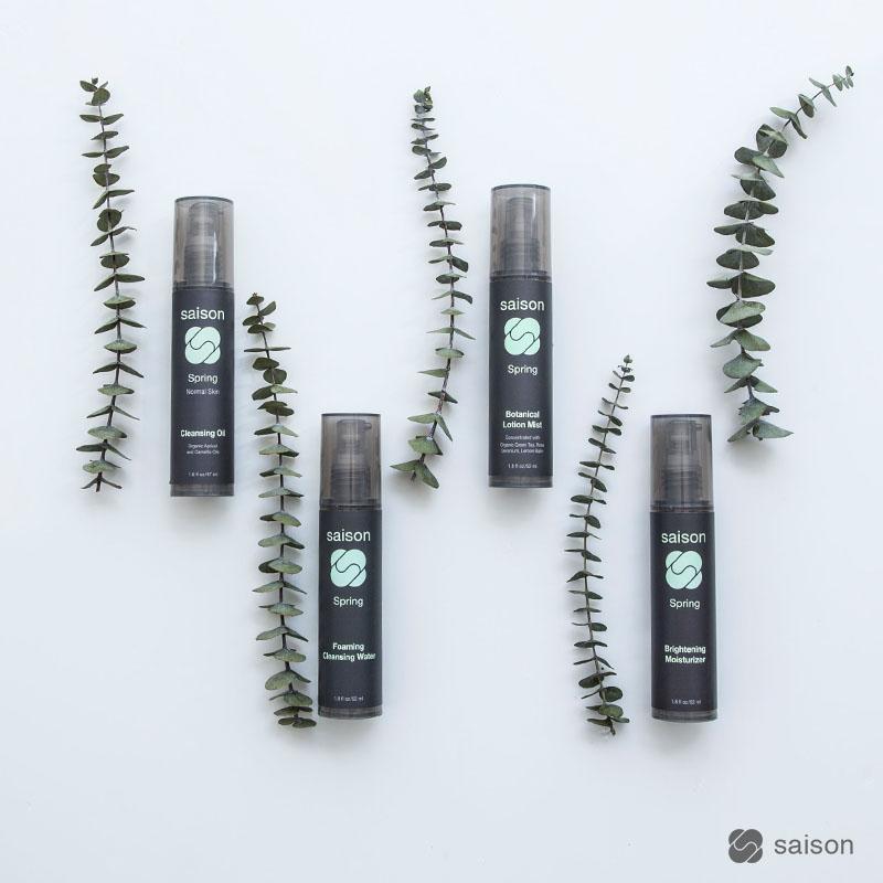 Spring To A New Skincare Routine | Saison Organic Skincare