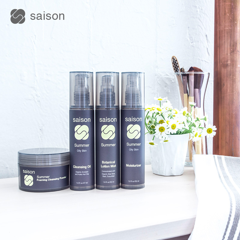 Summer Face Collection | Saison Organic Skincare
