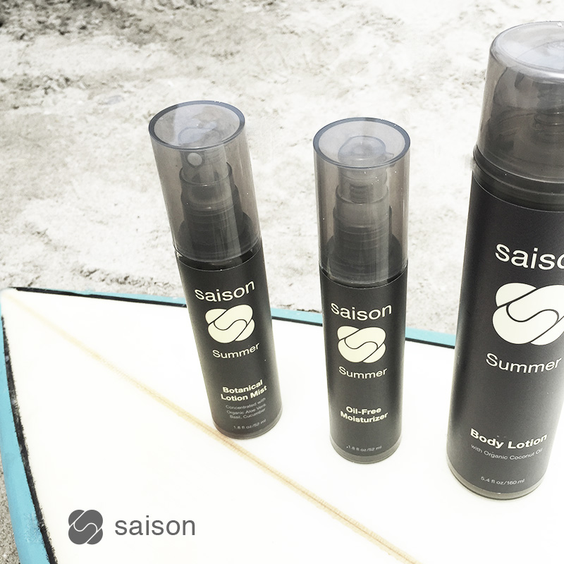 Summer Hydrating Essentials | Saison Organic Skincare