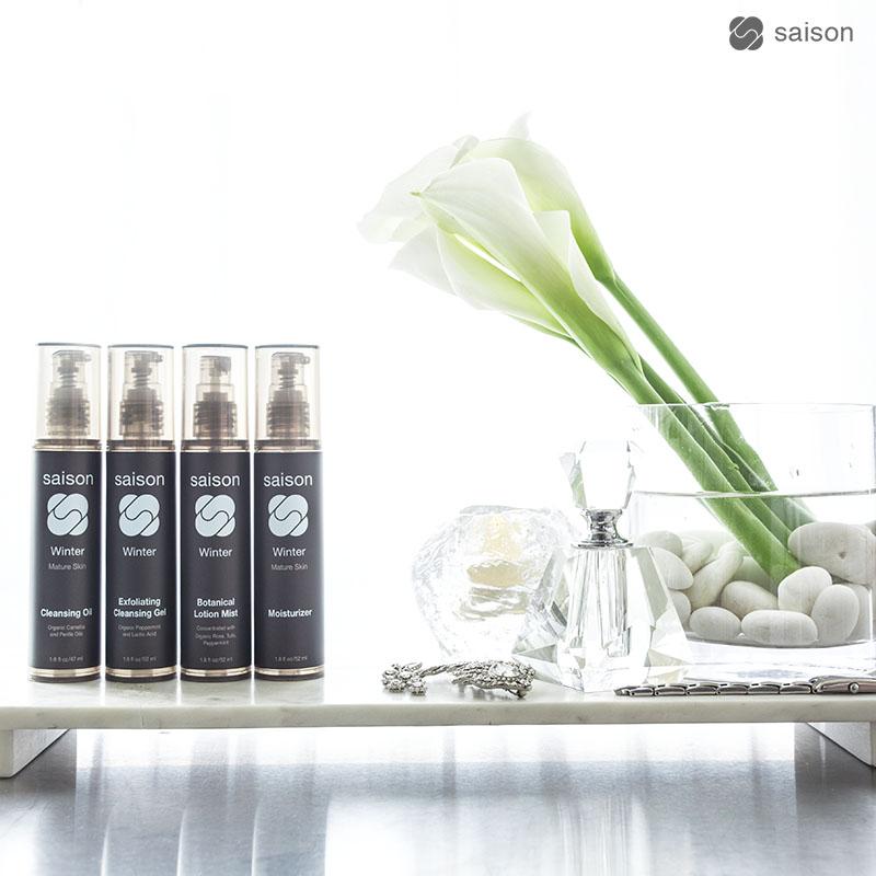 Winter Skin Collection | Saison Organic Skincare