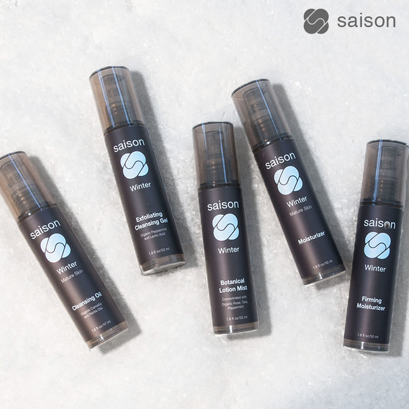 6 More Weeks of Winter | Saison Organic Skincare